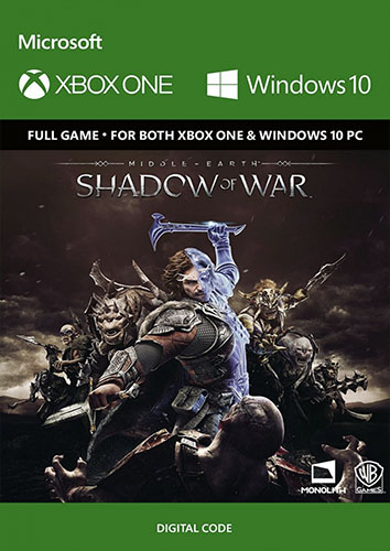 Middle-Earth: Shadow of War Xbox One / PC