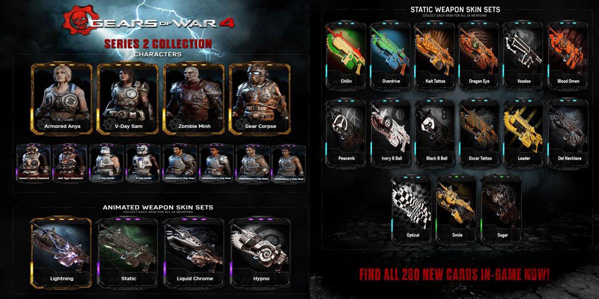 The Coalition va actualiza Gears of War 4 în acestă lună