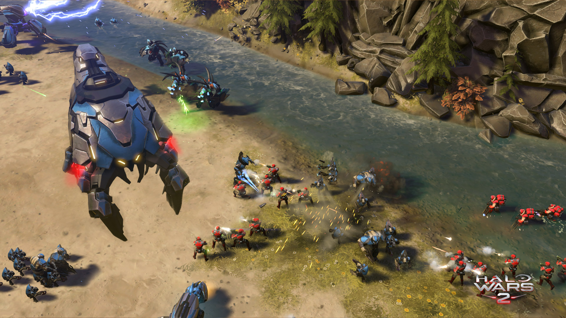 Halo Wars 2 Blitz Beta disponibil (gratuit) din 20 ianuarie