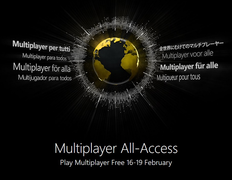 Multiplayer All-acces