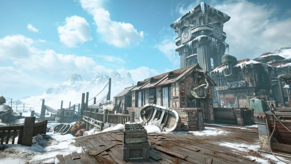 Old Town - Gears of War 4