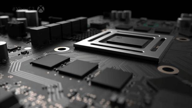Xbox Scorpio a aparut in Microsoft Store