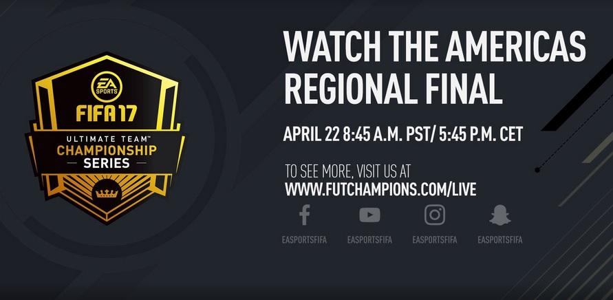 Campionatul FIFA 17 Ultimate Team – Americas Regional Final