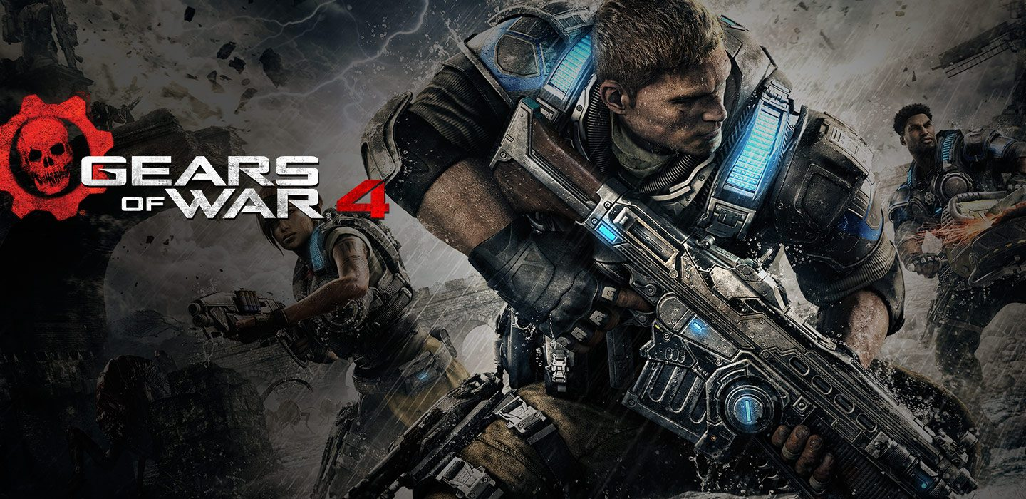 Gears of War 4 -Trial de 10 ore