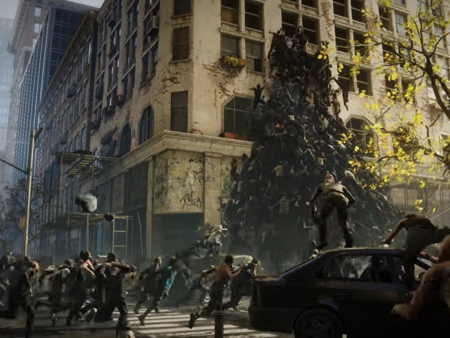 World War Z va fi lansat in 2018