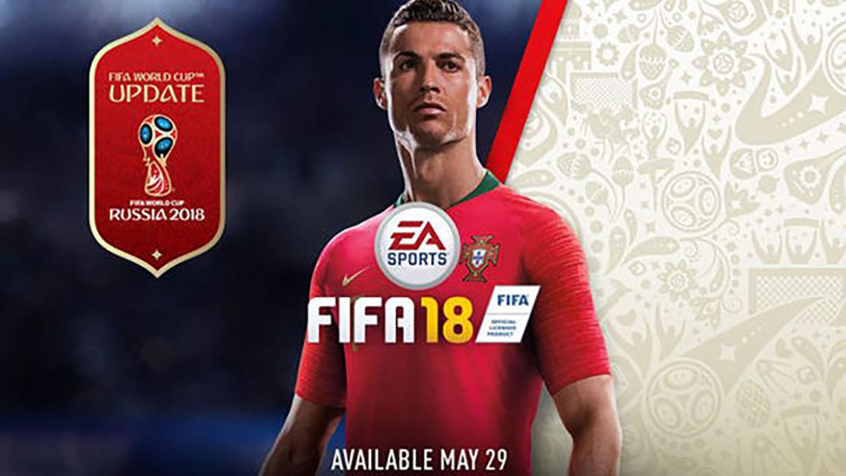 Actualizarea World Cup este acum disponibilă pentru FIFA 18