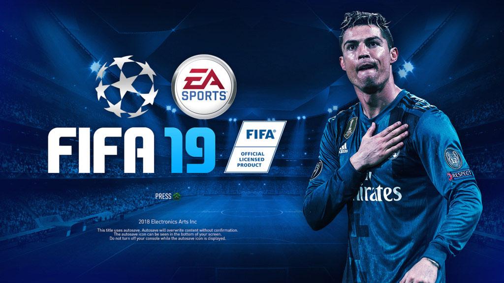 FIFA 19 Pre-Load este acum live