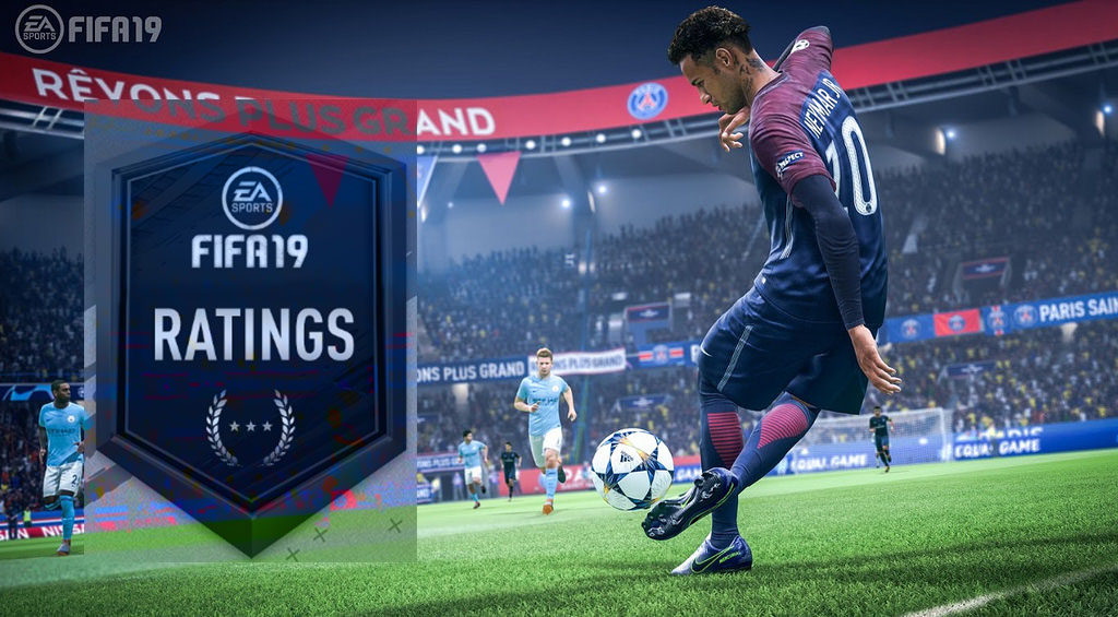 FIFA 19 Ratinguri oficiale ale jucătorilor și statistici pentru top 100
