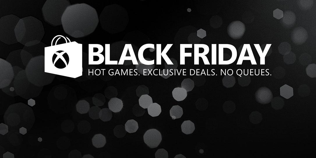 Black Friday Gold Early Access începe astăzi pentru membrii Xbox Live Gold