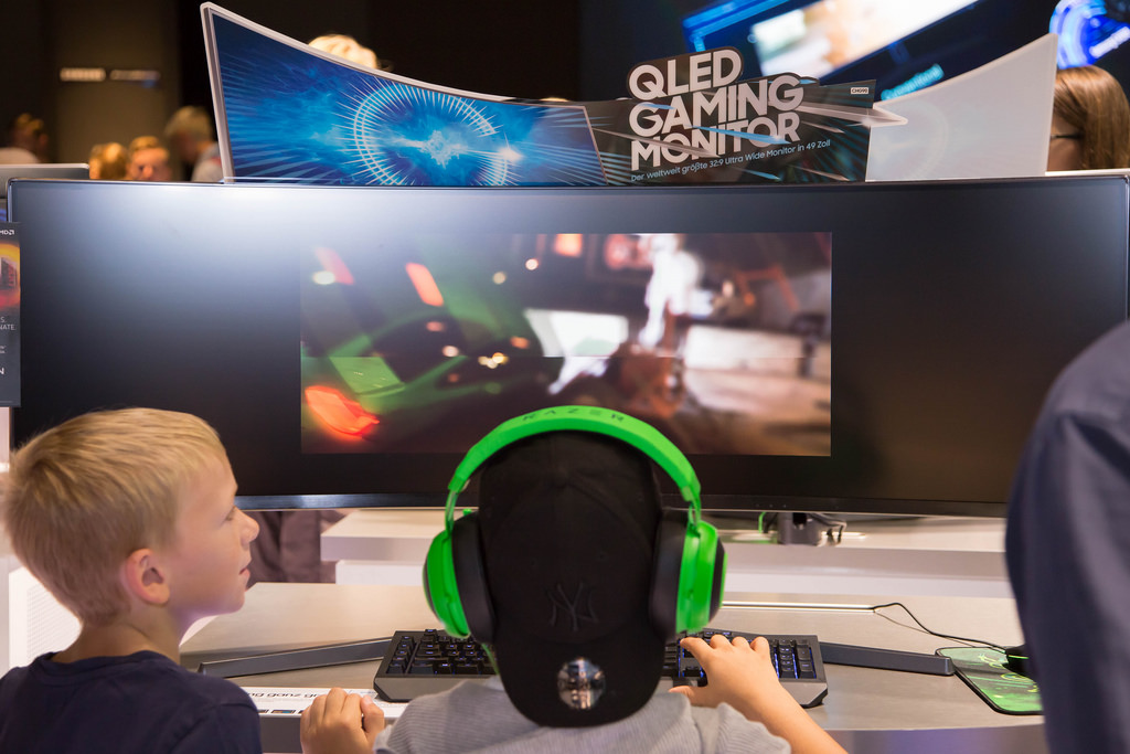 Cele mai bune monitoare de gaming