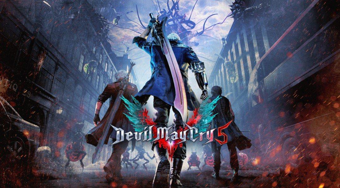 Varianta Demo de la Devil May Cry 5 este disponibilă gratuit