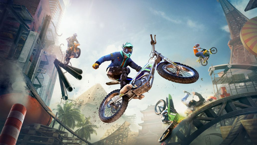 Trials Rising – Open Beta