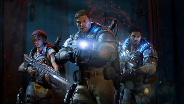 Giveaway Giveaway Gears of War 4 Xbox One - PC