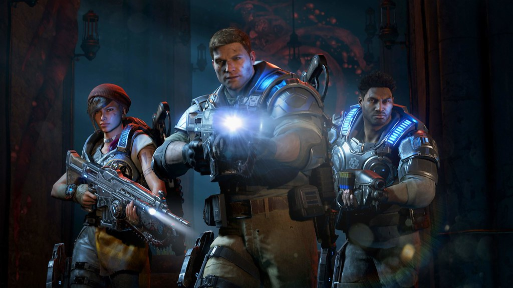 "Concurs ""Giveaway Gears of War 4 Xbox One – PC"" – mai 2019"
