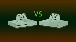 XboxOneSAll-DigitalvsXboxOneS