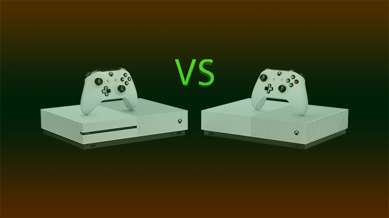 Xbox One S All-Digital vs Xbox One S: Pe care o cumpărați ?