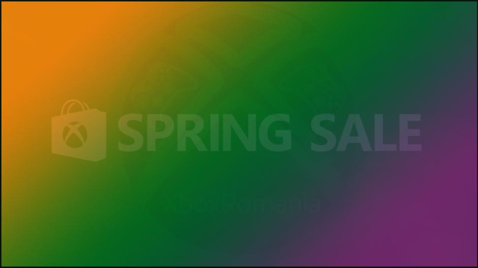 Reducerile Spring Sale 2019