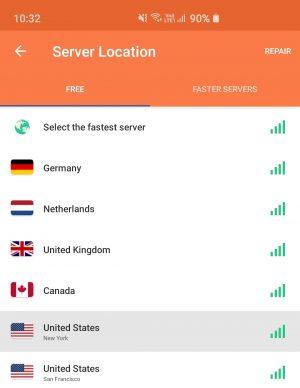 Turbo VPN Mobile