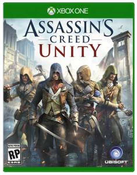assasin creed unity