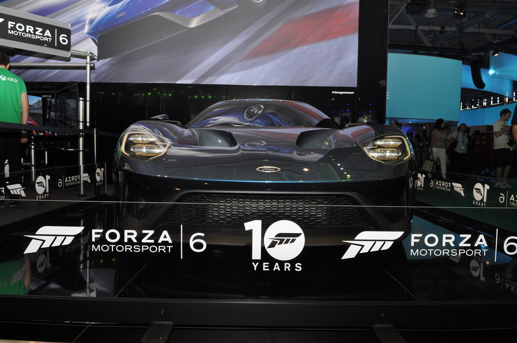 Xbox Live gamers can grab 'Forza Motorsport 6' for free until Dec. 31