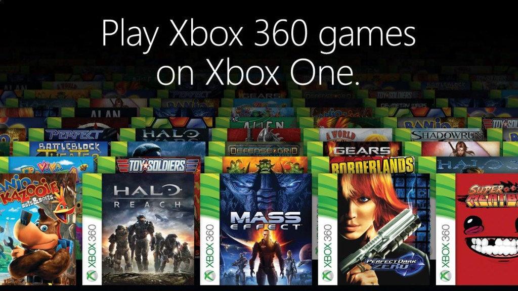 Microsoft a mai adăugat șase jocuri Xbox 360 în lista de compatibilitate cu Xbox One