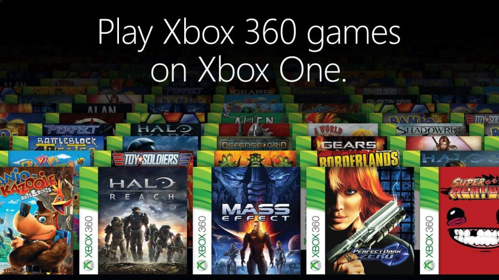 Trei jocuri noi vin la  Xbox One backwards compatibility