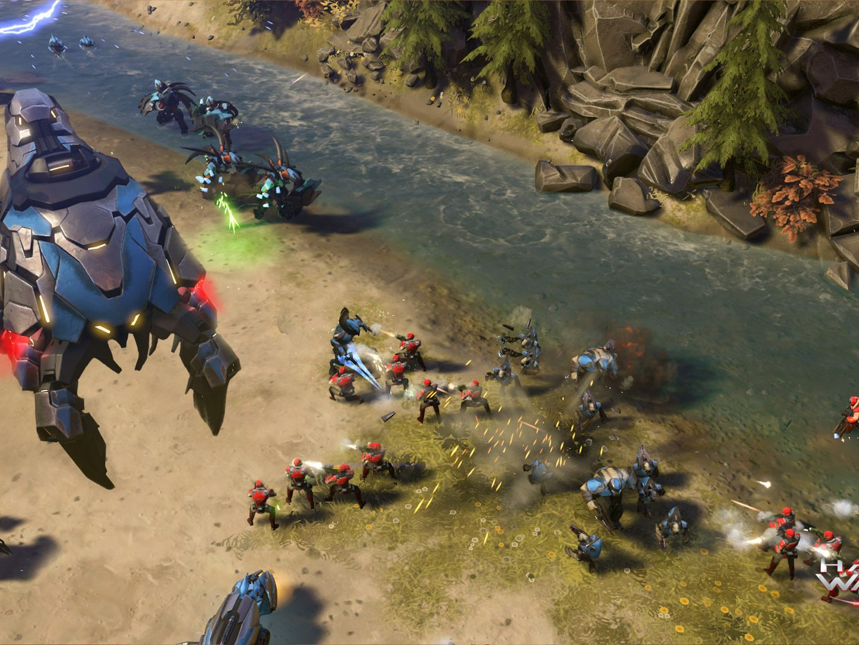 Halo Wars 2 Blitz Beta disponibil (gratuit) din 20 ianuarie