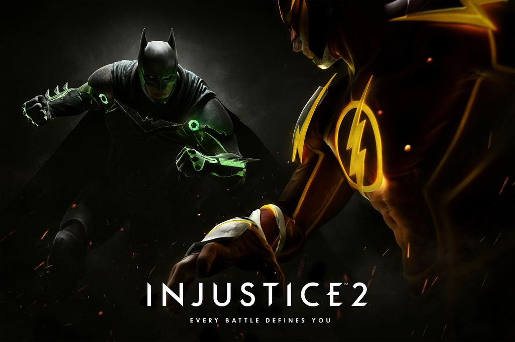 Înregistrarea pentru Injustice 2 Beta a început