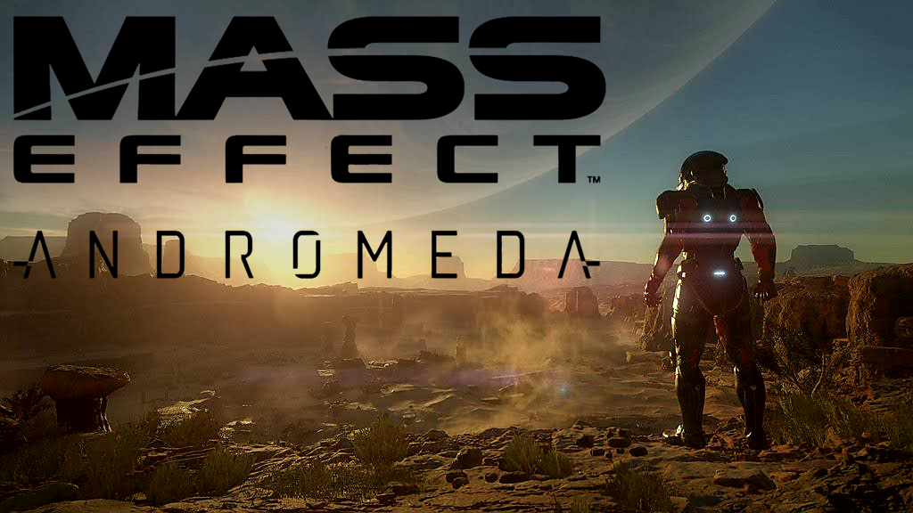 Mass Effect Andromeda 2017