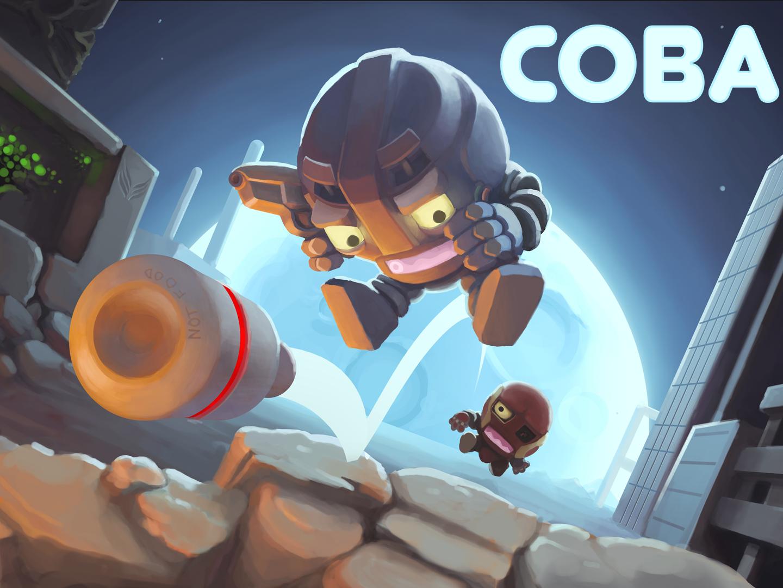 Cobalt – gratuit pe magazinul japonez Xbox