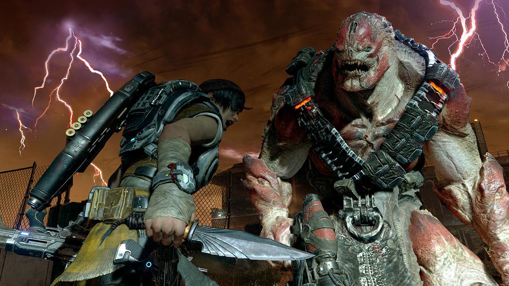 Gears of War 4 – modul Horde poate rula la 60 fps pe Xbox One X