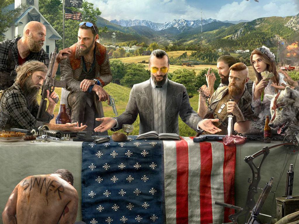 Far Cry 5 va rula cu o rezoluție de 1800p pe Xbox One X