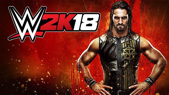 Joacă gratuit WWE 2K18  în acest weekend