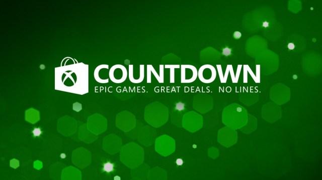 Reducerile – Xbox Live Countdown 2019