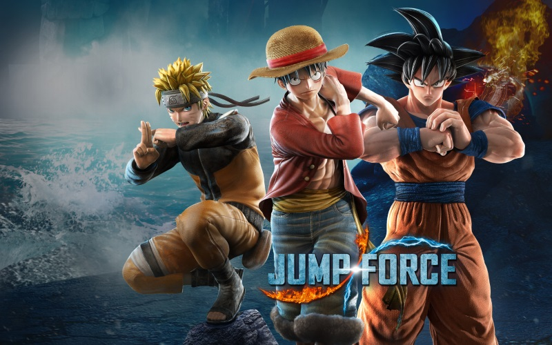 Un nou Open Test Beta anunțat pentru Jump Force