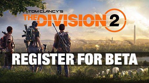The Division 2 Beta este disponibil din 7 februarie