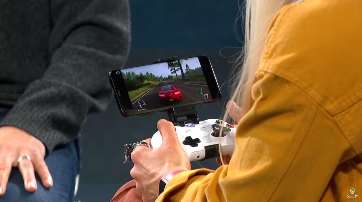 Project xCloud: Microsoft aduce jocurile de Xbox pe mobile