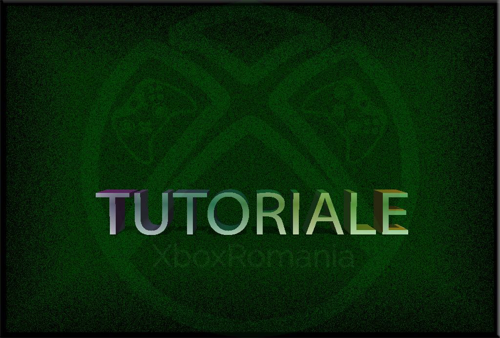 Tutoriale Xbox