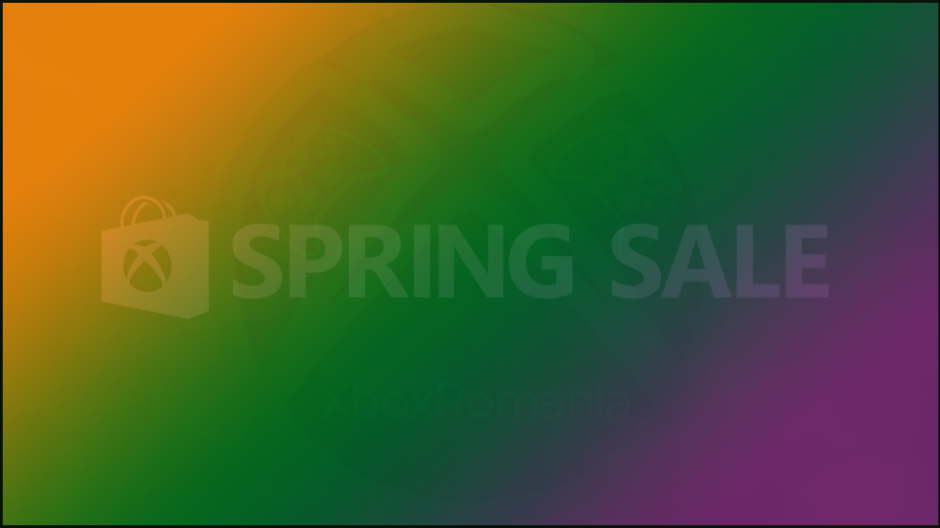 Reducerile Spring Savings Sale – Xbox
