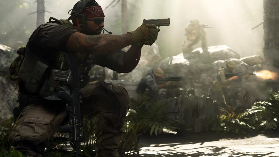 Modern Warfare Beta în curând