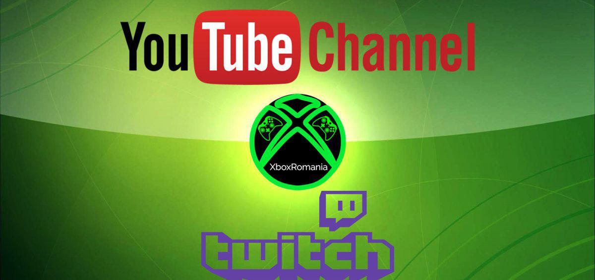 Canale Video – Jocuri Xbox