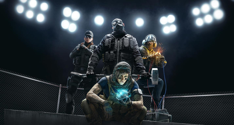 Rainbow Six Siege a ajuns la 50 de milioane de jucători