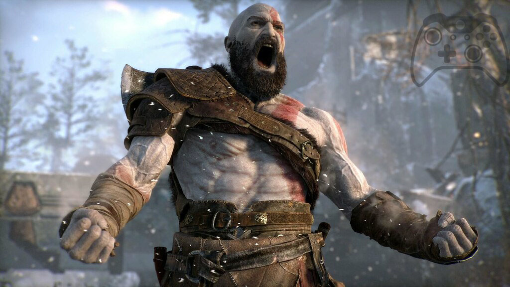 God of War cu controller de Xbox ?