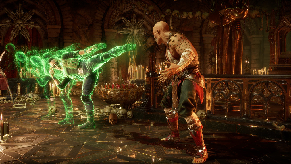Mortal Kombat 11 – gratuit 4 zile în această lună
