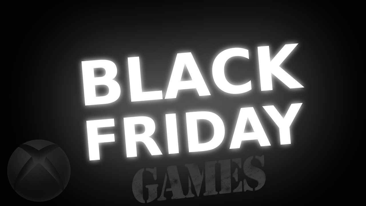 Xbox's Black Friday game 2019