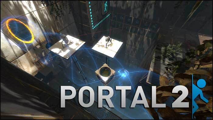 În sfârșit am găsit Portal 2