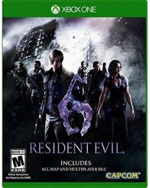 Resident Evil 6 Xbox One