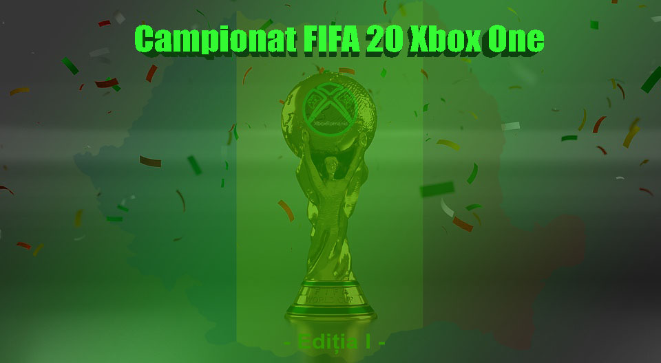 Campionat FIFA 20 Xbox One – Ediția II