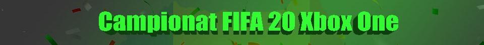FIFA 20 Campionat Xbox One