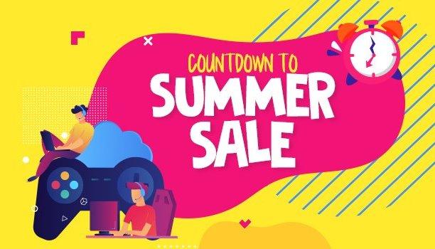 CDKeys Summer Sale